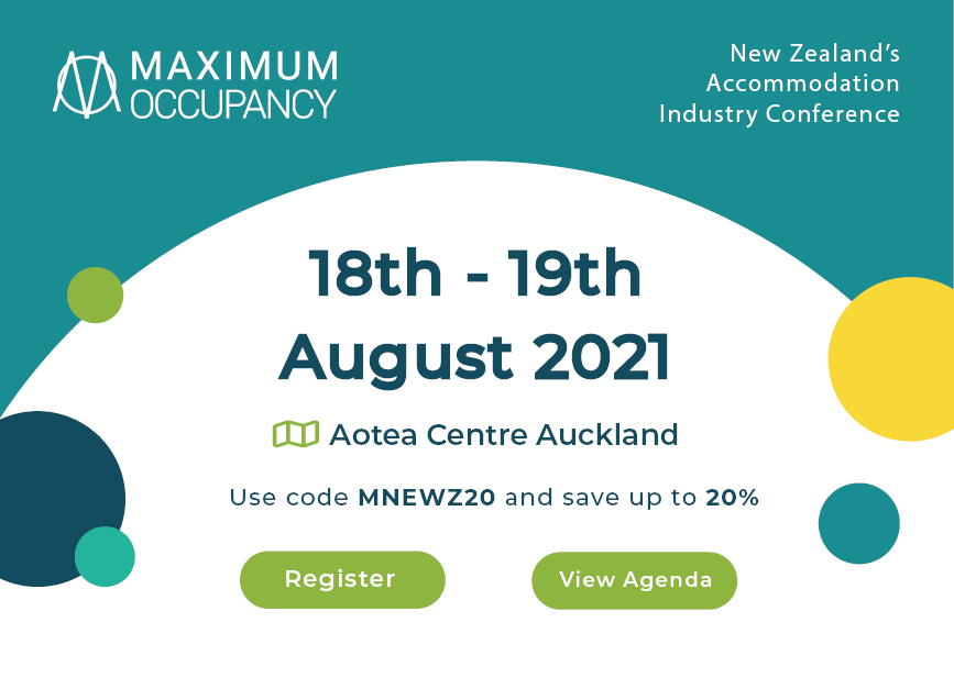 Maximum Occupancy Conference 2021