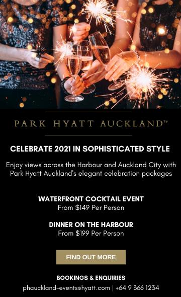 Park Hyatt Auckland - Meeting Newz