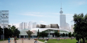 Makeover for Aotea Centre