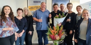 The team at HoT Christchurch City…. Danielle Jelley, Sarah Henderson, Megan McCall, Brent Fechney, David Williams, Chris Fifield, Belinda Fifield, Louise Stephens, Victoria Wales