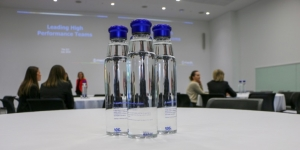 ICC Sydney pioneers plastic bottle waste reduction