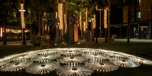 Bruce Munro - Tropical Light Time