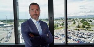 Olivier Lacoua, general manager Novotel Christchurch Airport
