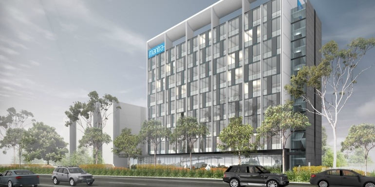 Mantra Hotel at Sydney Airport one step closer to June opening