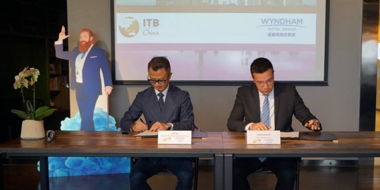 Wyndham partners with ITB China