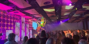 MEETINGS 2019 Welcome function at Aotea Centre