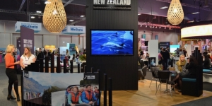 New Zealand's largest business events exhibition starts tomorrow