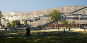 Christchurch gets edgy with new Convention Centre design