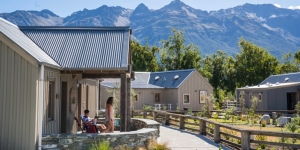 Camp Glenorchy officially opens - and it has a message