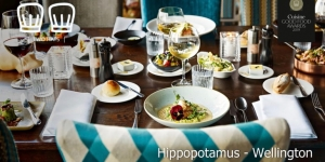 Hippopotamus takes two hats in cuisine awards