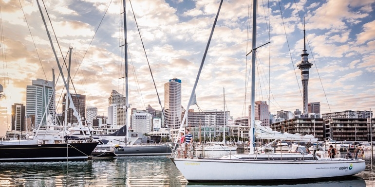 City of Sails gets ready for CINZ MEETINGS 2017