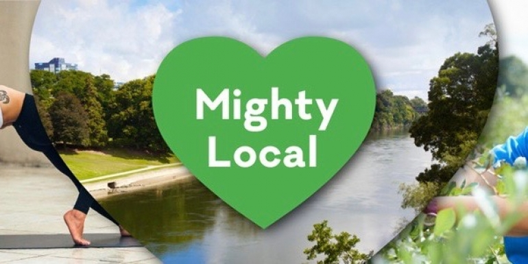 Mighty Local campaign launches across Waikato