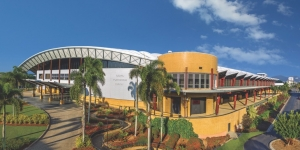 A $176 million expansion and refurbishment for the centre