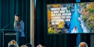 Tourism New Zealand's global manager - business events Lisa Gardiner