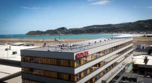 Rydges Wellington Airport officially open
