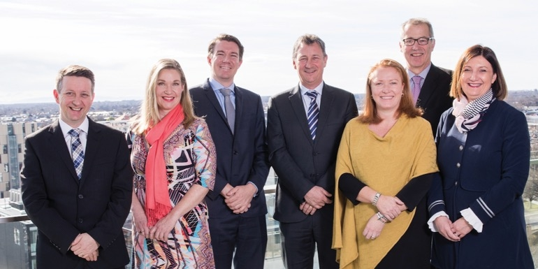 Te Pae executive team