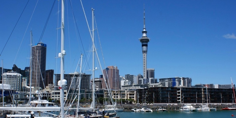 Auckland attracts AI