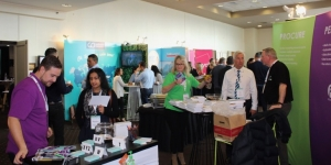 Trade Exhibition is always a hive of activity with productive business leads abound at the National Franchise Conference