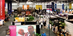 MEETINGS show floor
