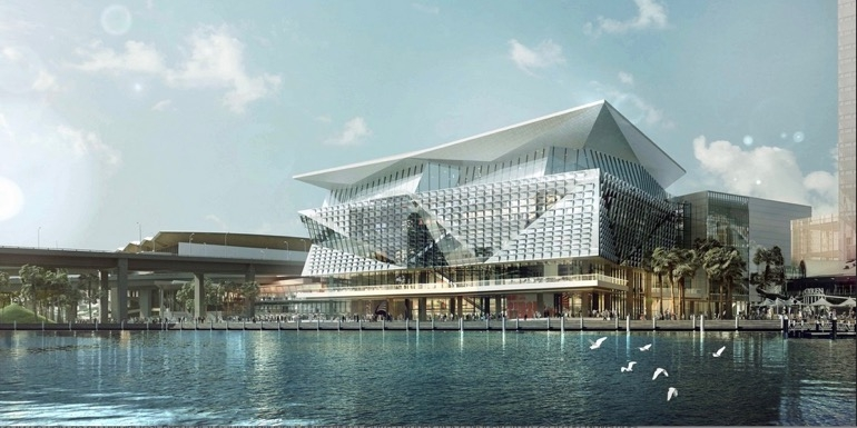 Delegates at the EEAA Conference will be able to participate in tours of Sydney's new International Convention Centre